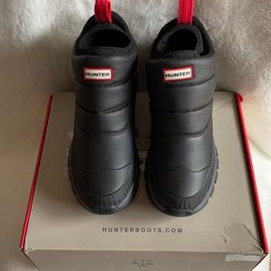 NWT in box Hunter winter boots for men